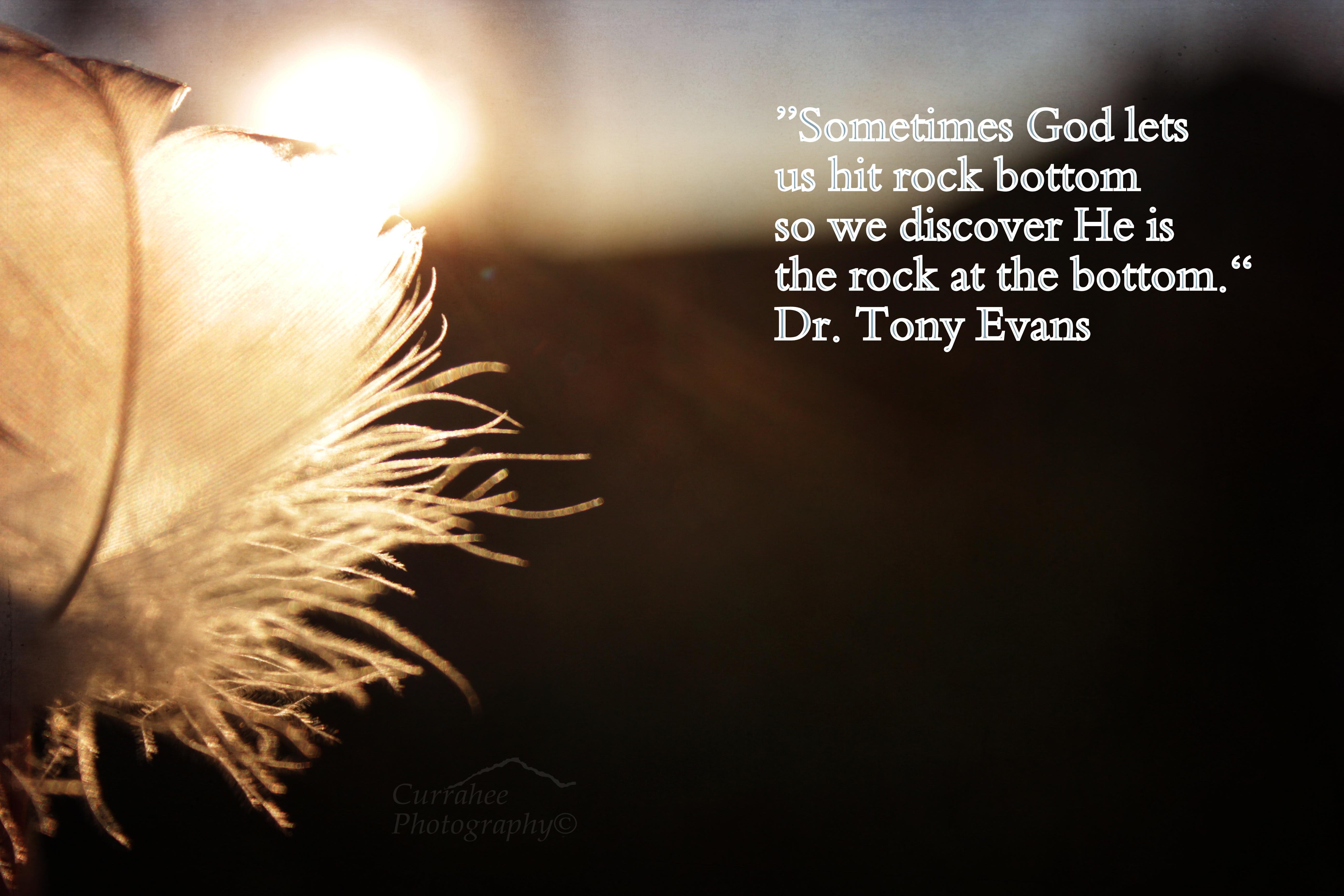 Dr. Tony Evans quote